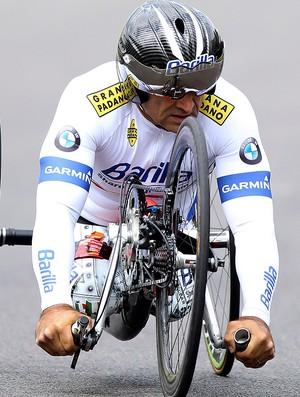 Alessandro Zanardi, paraciclista (Foto: Agência Getty Images)