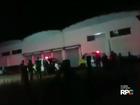 Grupo suspeito de furtar donativos de famílias atingidas por chuvas é detido