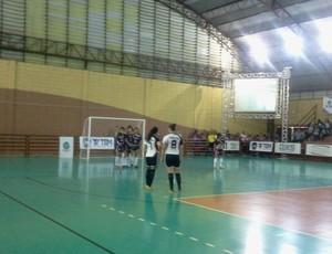 Copa TV TEM, em São Roque, jogo feminino São Roque x Sorocaba (Foto: Rafaela Gonçalves / GloboEsporte.com)