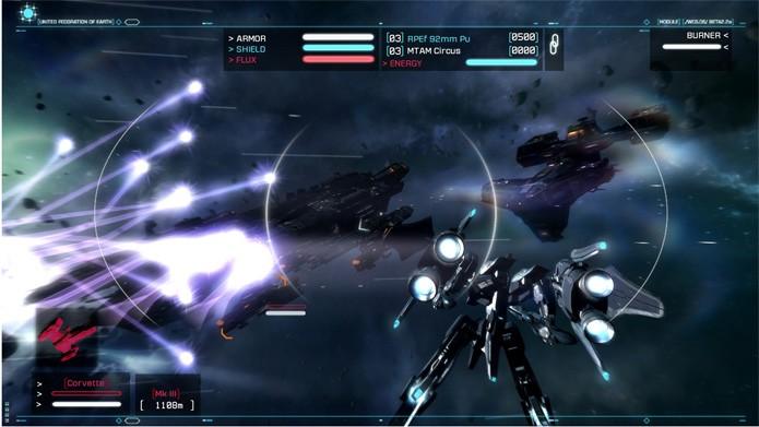 Strike Suit Zero: Directors Cut (Foto: Divulgação)