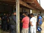 Rodoviários de Ananindeua protestam contra a violência e multas