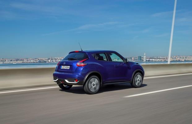 Nissan Juke (Foto: Divulgação)