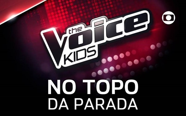 Ceará ligado no The Voice Kids. (Foto: Marketing / TV Verdes Mares)