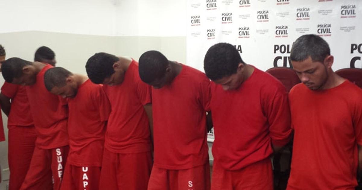 Polícia prende quadrilha suspeita de matar jovens em Contagem - Globo.com