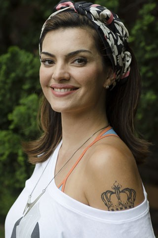 Mayana Neiva (Foto: TV Globo / Bob Paulino)