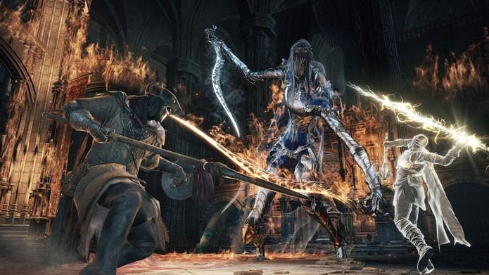 Dark Souls 3 (Foto: Divulgação/Steam)