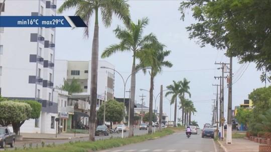 Frente fria atinge várias cidades de Rondônia nesta quarta, 20