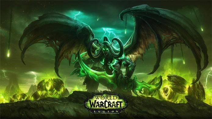 A Burning Legion retorna em World of Warcraf Legion (Foto: Divulgação/Blizzard)