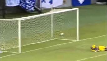 Cariri é gol tocantinense marcando pelo Trem do Amapá