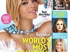 Revista 'People' elege Beyoncé a mulher mais linda do mundo