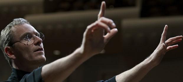 Michael Fassbender em 'Steve Jobs' (Foto: Divulgação/Universal)
