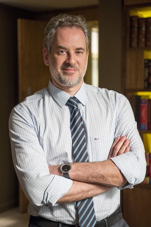 Dan Stulbach revela desejo de trabalhar em outra árera (Foto: Estevam Avellar/ TV Globo)