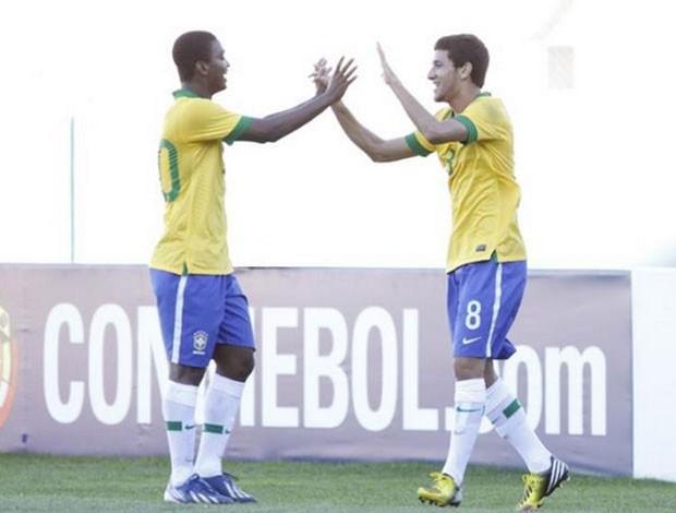 Sul-Americano Sub-17, Brasil x Venezuela (Foto: Divulgação/Conmebol.com)