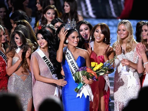 El Miss Universo ya escogi a sus cinco finalistas Fotos Diario 44