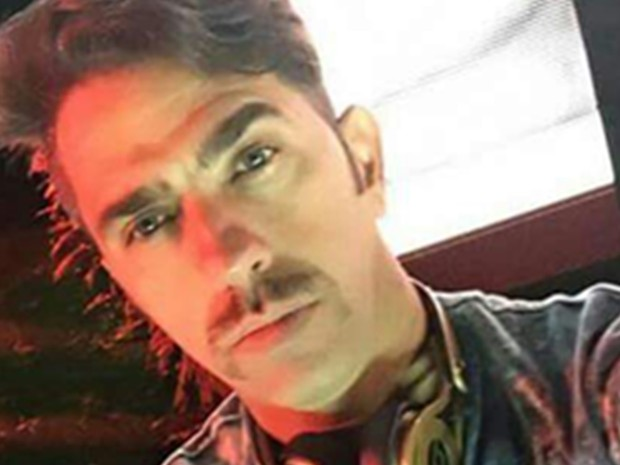 Elpídio Quirino Filho, o DJ Quirino, foi morto a tiros em Goiânia, Goiás (Foto: Reprodução/TV Anhanguera)
