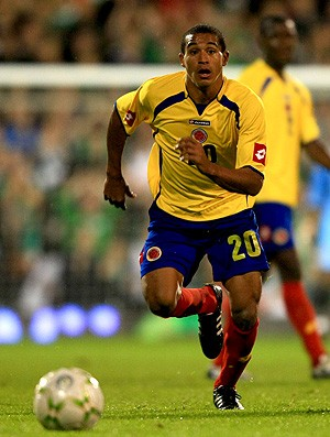 Macnelly Torres meia colombia (Foto: agência Getty Images)