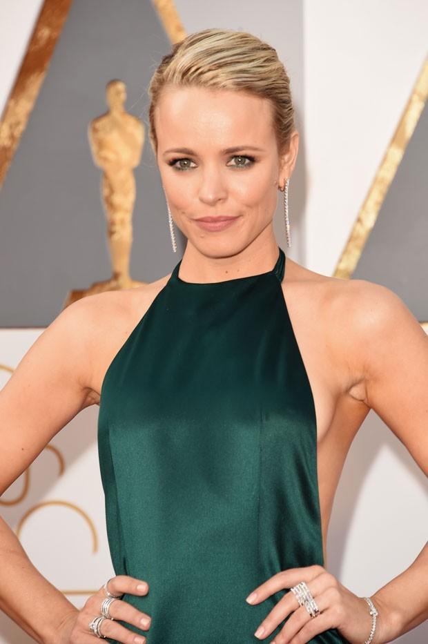 Oscar 2016 - Rachel McAdams (Foto: GNT)