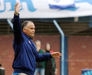 Oliveira Canindé, técnico do América-RN (Foto: Jamira Furlani/Avaí FC)