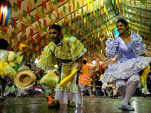 Festa junina de Campina Grande (Foto: Roosewelt Pinheiro / ABr)