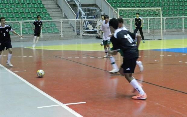 Atletas de MS disputam brasileiro sub-15 em Cuiabá (Foto: Divulgação/CBFs)