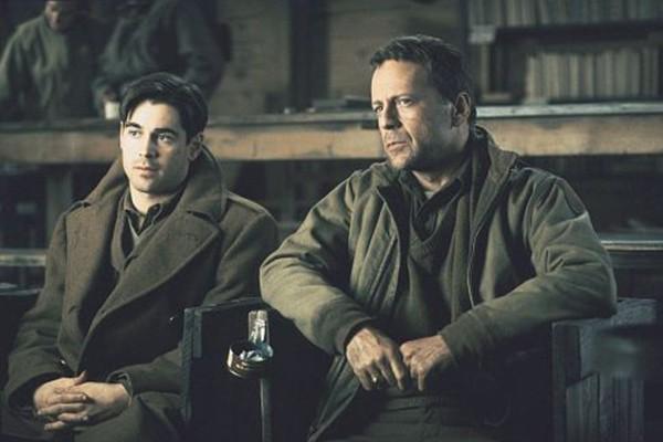 Colin Farrell e Bruce Willis em A Guerra de Hart  (Foto: Divulgação)
