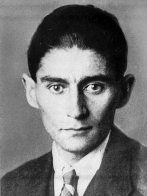 Escritor Franz Kafka em foto de arquivo (Foto: HO File/AP)