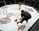 Arrasador, Lineker atropela McDonald e nocauteia americano no 1º round
