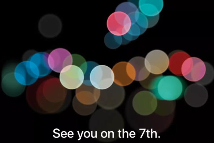 Convite enviado pela Apple a jornalistas dos Estados Unidos (Foto: Reprodução/The Verge)