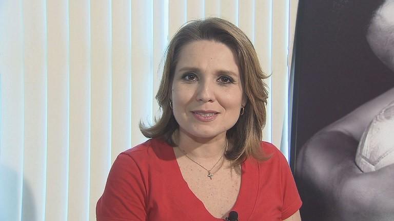 Apresentadora Vanessa Faro (Foto: Divulgação)