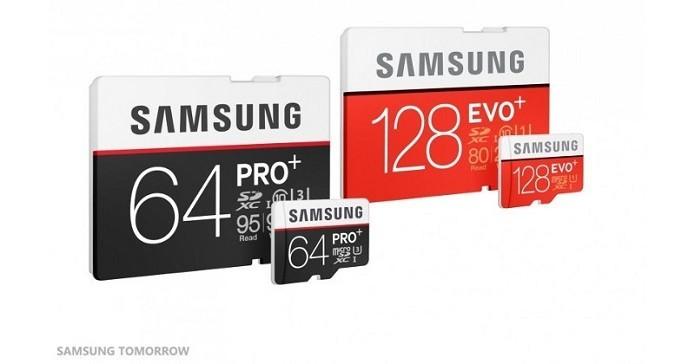 Confira o que fazer para evitar travamentos com cartões de memória (Foto: Divulgação/ Samsung)
