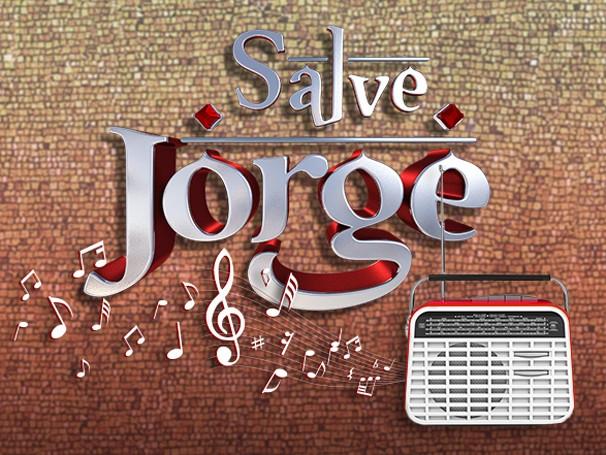 Rádio Salve Jorge traz os sucessos 'Ogum', de Zeca Pagodinho, 'Lua de São Jorge', de Caetano Veloso e 'Jorge da Capadócia', de Jorge Ben Jor (Foto: Divulgação/ TV Globo)