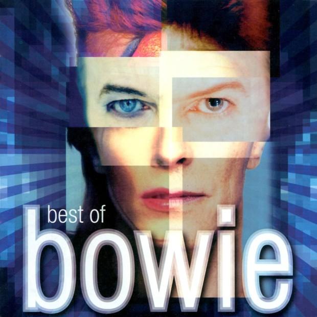 Capa do álbum 'Best of Bowie' (Foto: Divulgação)