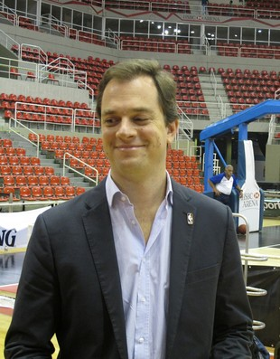 Arnon de Mello é diretor geral da NBA no Brasil (Foto: Marcos Paulo Rebelo)