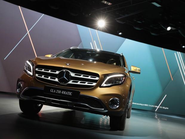 Mercedes-Benz GLA 250 (Foto: Scott Olson/Getty Images North America/AFP)