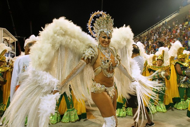 Angela Bismarchi (Foto: GRAÇA PAES - PHOTO RIO NEWS)
