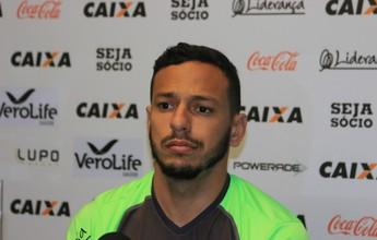 Yago comemora volta ao Figueira e se coloca à disposição com as ausências
