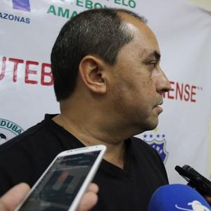 Claudio Nobre (Foto: Gabriel Mansur)