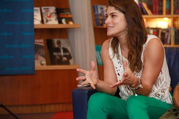 Priscila Fantin (Foto: Anderson Barros / EGO)