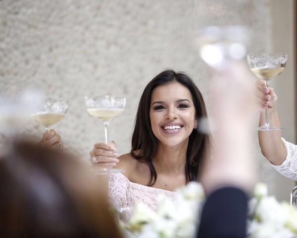 Mariana Rios comemora aniversário antecipado: 'Muito feliz'