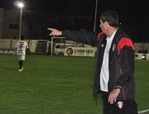 Artur Neto, técnico do Joinville (Foto: Divulgação / JEC)
