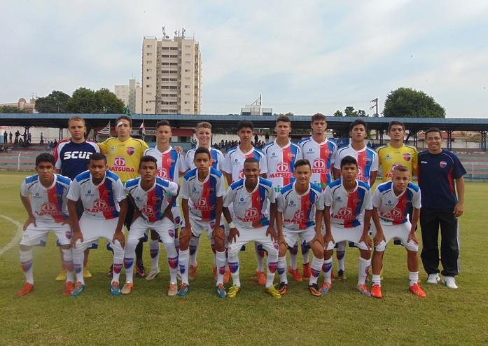 Grêmio Prudente sub-17 (Foto: Marcos Chicalé / Divulgação, Semepp)
