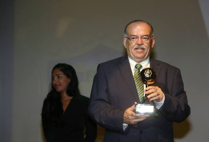 Renan Tavares vice-presidente competições CBFS (Foto: Reprodução Facebook)