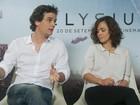 Wagner Moura diz que fez 'proposta arriscada' na estreia em Hollywood