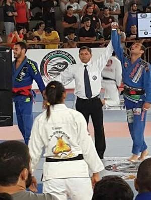 Alessandro Fernandes jiu jitsu (Foto: Divulgação)