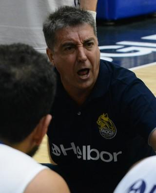 Mogi das Cruzes x Paulistano Campeonato Paulista de basquete (Foto: Cairo Oliveira)