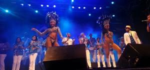 Veja como foram os shows que agitaram o Rio (Renata Soares/G1)