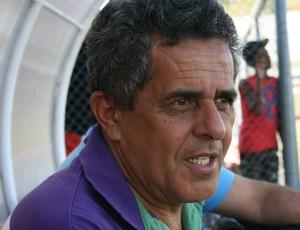 Ernando Rodrigues, presidente do River Plate-SE (Foto: Felipe Martins/GLOBOESPORTE.COM)
