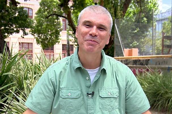 Maurício Saraiva (Foto: Reprodução/RBS TV)