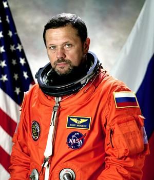 Cosmonauta Boris V. Morukov, da Agência Espacial Russa (Foto: Nasa/Divulgação)