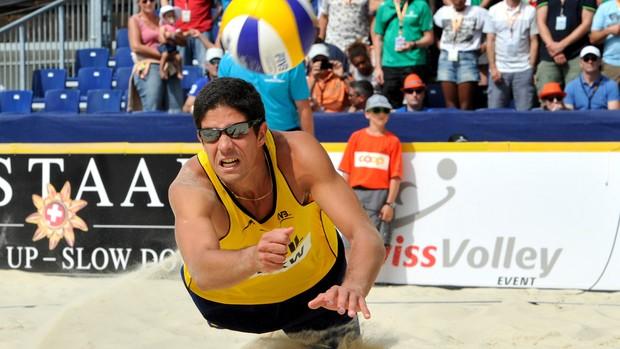 álvaro filho, vôlei de praia,  (Foto: Divulgação / FIVB)